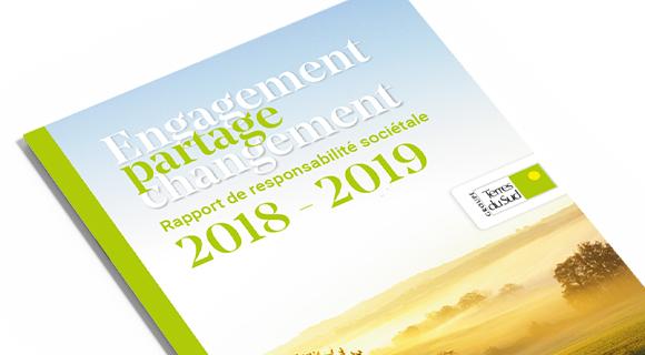 Rapport RSE 2018-2019 groupe Terres du Sud