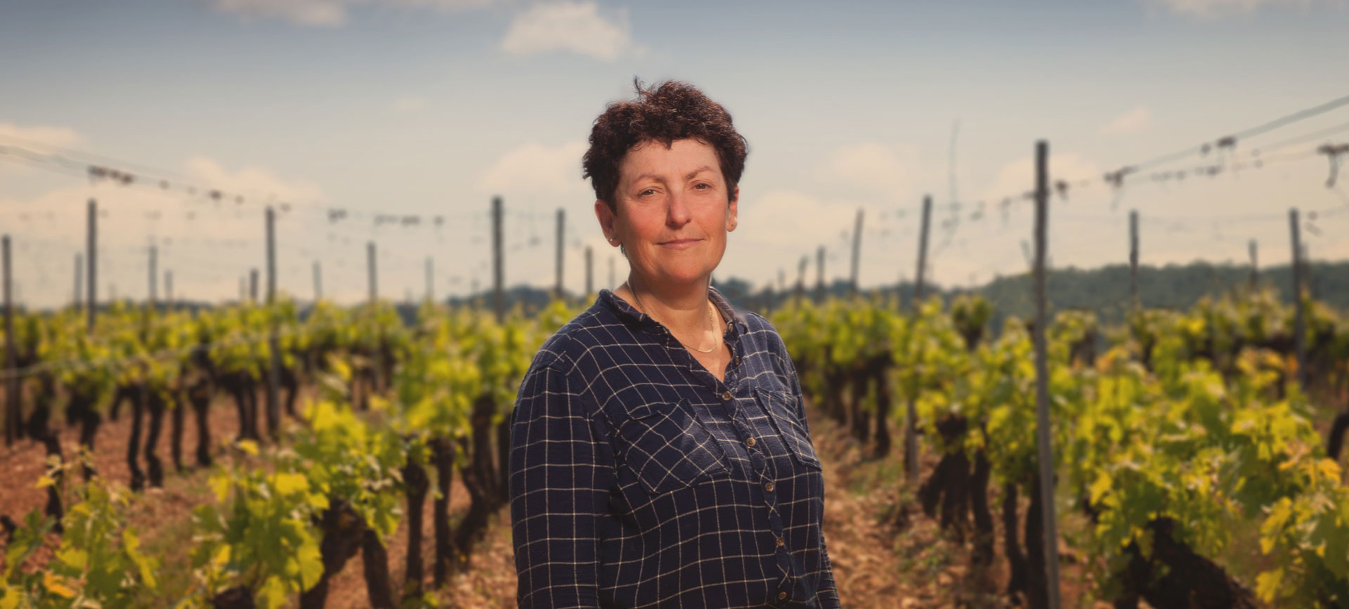 Rencontre avec Fabienne Rigal, viticultrice groupe Terres du Sud