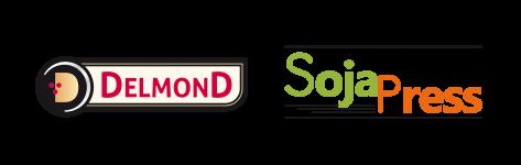Logos Delmond et Soja Press