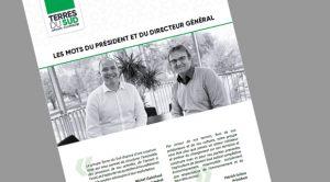 Dossier de presse 2020 du Groupe Terres du Sud