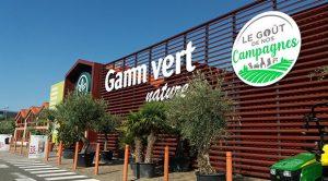 Le Gout de nos Campagnes au Gamm vert nature de Villeneuve sur Lot