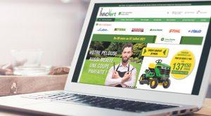 Innovert motoculture lance son site ecommerce