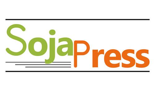 Logo soja press du groupe Terres du Sud