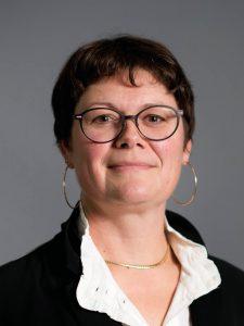 Isabelle Kempen, administratrice du groupe terres du sud