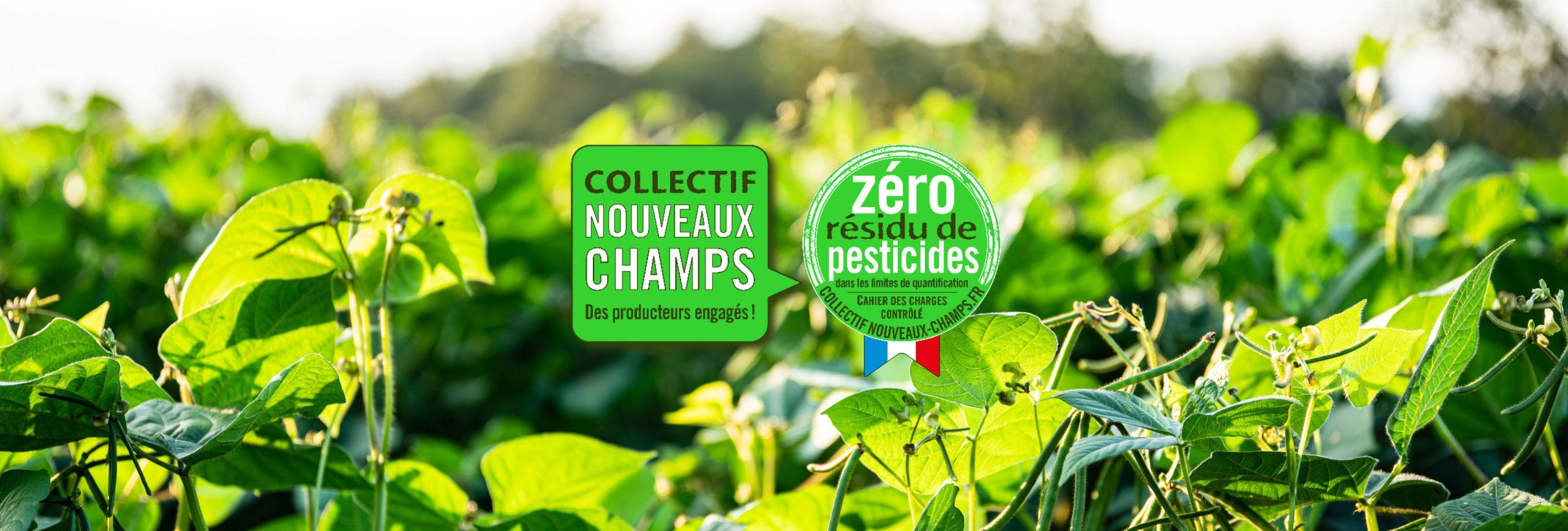 Terres du Sud adhere au collectif nouveaux champs zero residu de pesticides